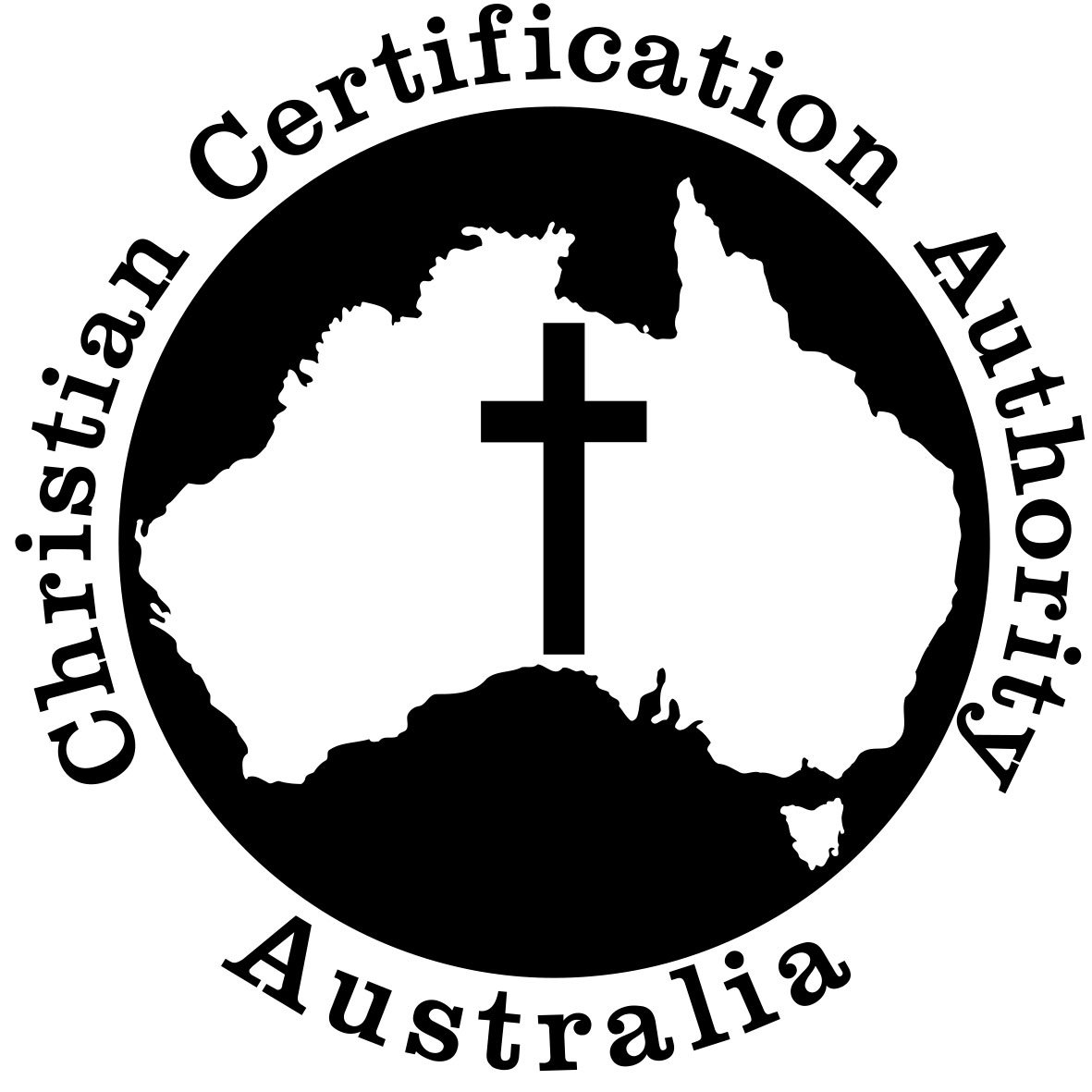 Christian Certification Authority Australia LOGO